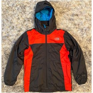 North Face boys size 10/12 Dryvent Triclimate